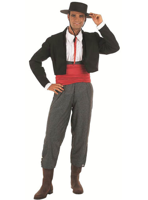 Cordovan Gentleman kostim za odrasle
