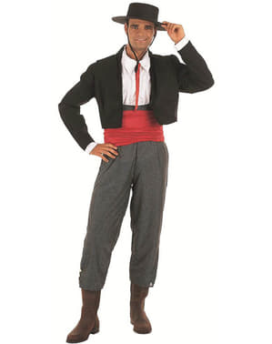 Cordovan Gentleman Adult Costume