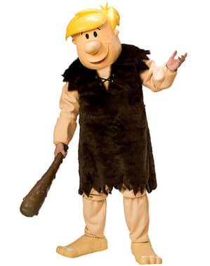 Costum Barney Rubble supreme pentru adult