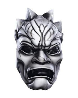 Máscara de Proto Samurai 300 El Origen de un Imperio para adulto