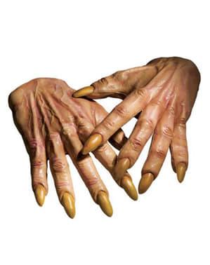 Mãos de Imortal 300 em látex