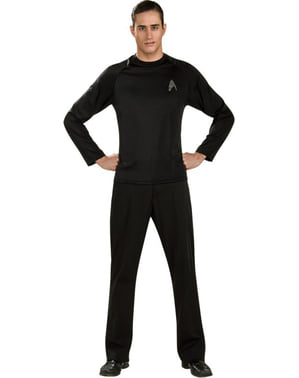 Off-Duty Uniform Kostüm für Herren Star Trek