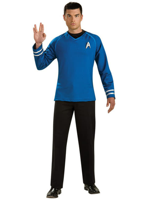 Spock Grand Heritage Star Trek costume for an adult