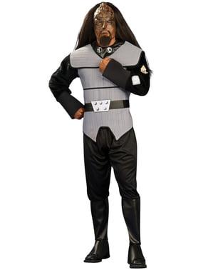 Fato de Klingon O Caminho das Estrelas A Nova Geração para homem