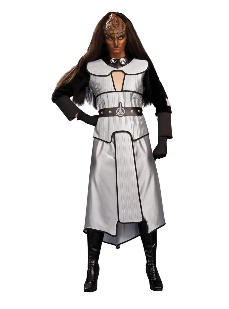 Klingon Star Trek The Next Generation costume for a woman ...