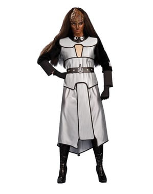 Costum Klingon Star Trek Noua Generație pentru femeie