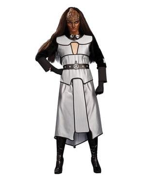 Klingon Kostüm für Damen Star Trek The Next Generation