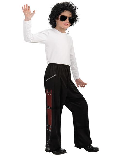 Spodnie Michael Jackson Bad dla chłopca