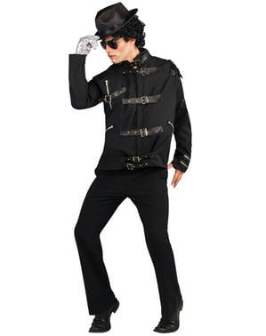 Michael Jackson Bad-takki deluxe aikuisille