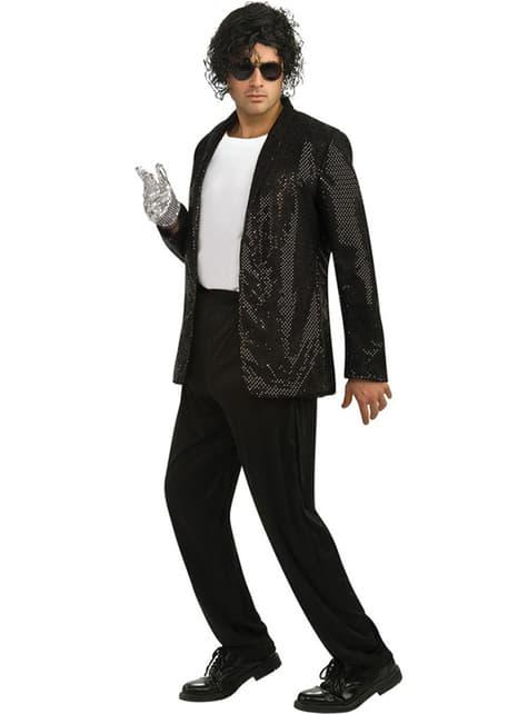 Chaqueta de Michael Jackson con lentejuelas