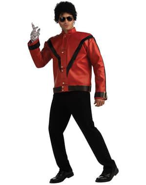 Casaco de Michael Jackson Thriller deluxe para adulto