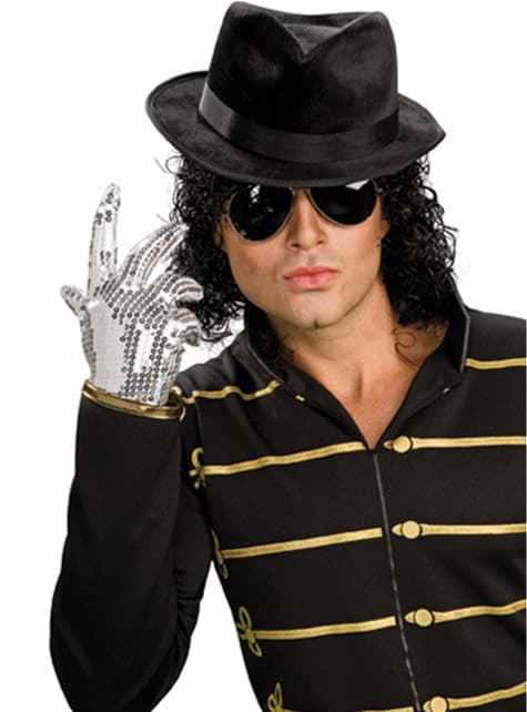 Michael Jackson Fedora Hat for an adult