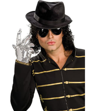 Michael Jackson Fedora Hatt Vuxen