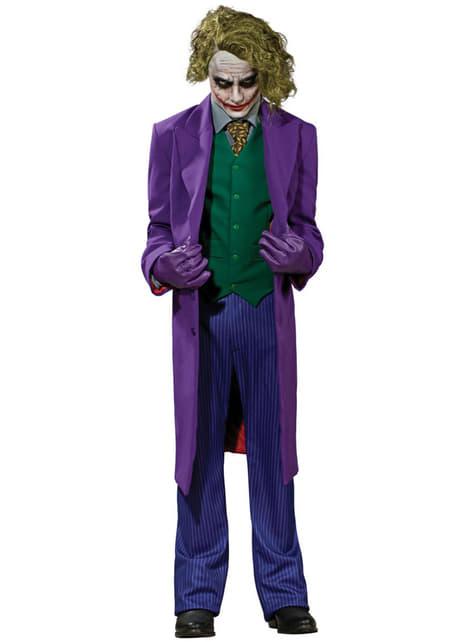 Fato de Joker TDK Grand Heritage para homem