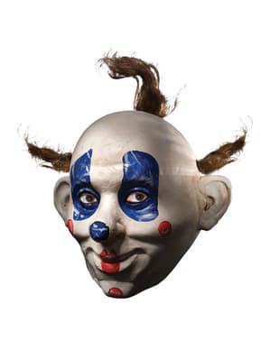 Spare Clown TDK Maske für Erwachsene