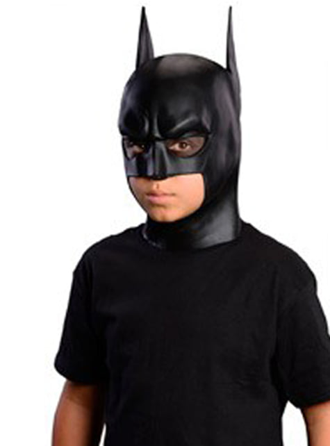 Máscara do Batman TDK para menino
