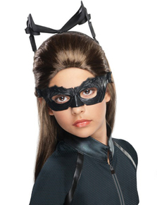 Peruka Catwoman dla dziewczynki