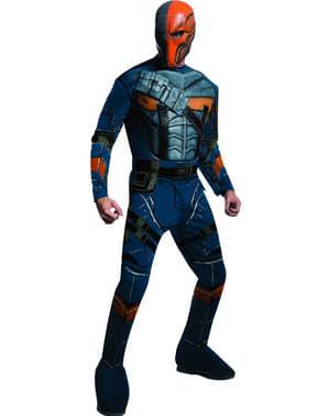 Pánský kostým s vyrýsovanými svaly Deathstroke Batman
