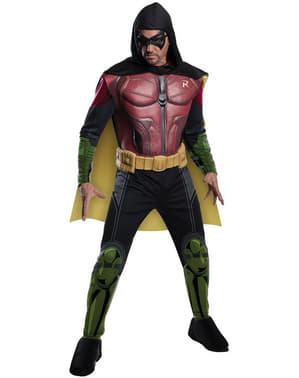 Costume Robin di Batman per adulto
