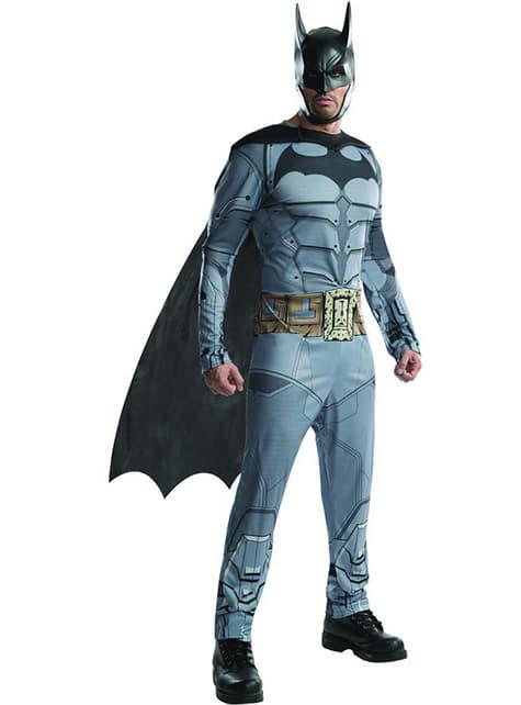 Batman Arkham Franchise costume for a man
