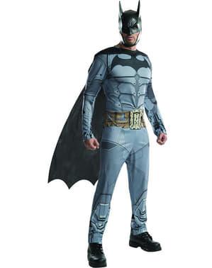 Batman Arkham Franchise Batman Maskeraddräkt Vuxen