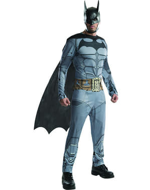 Costume da Batman Arkham Franchise per uomo