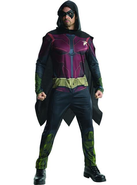 Robin Batman Arkham Franchise costume for a man