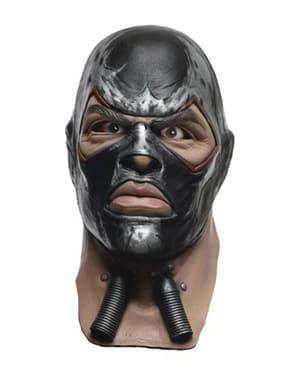 Batman Arkham Franchise Bane Deluxe Latexmask Vuxen