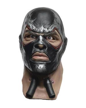 Máscara de Bane Batman Arkham Franchise deluxe em látex para adulto