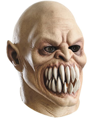 Maska lateksowa Baraka Mortal Kombat deluxe dla dorosłych