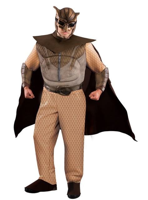 Nite Owl Watchmen costume for a man large size