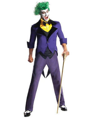 Fato de Joker DC Comics para homem