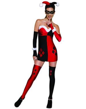 Харли Куин DC Комикс секси костюм за жена
