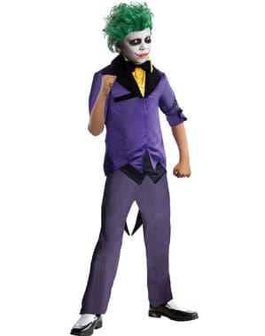 Costum Joker DC Comics pentru băiat