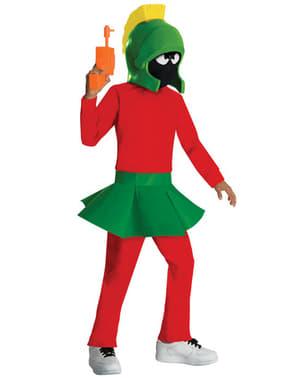 Marvin marsboer kostume til børn