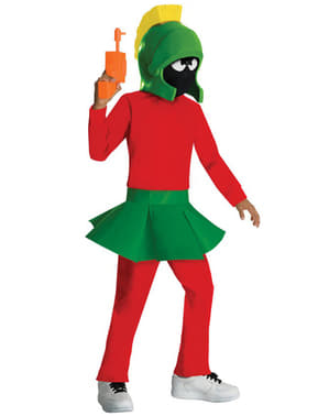 Marvin the Martian Kostyme for Gutt