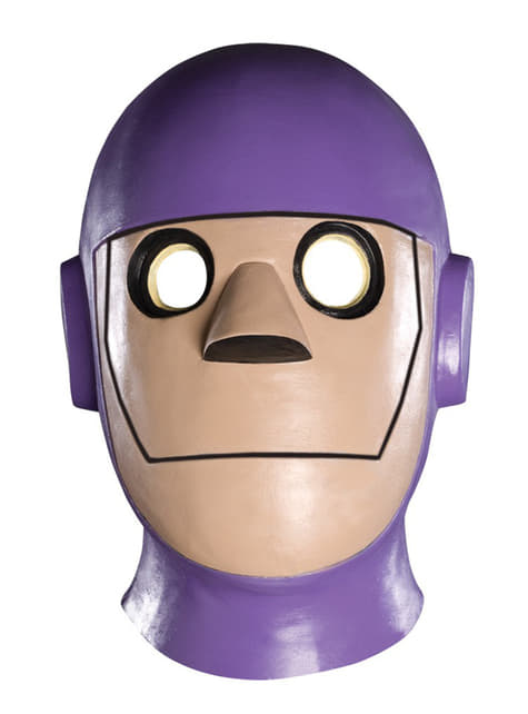 Funland Robot Scooby Doo Latex Maske for Voksen