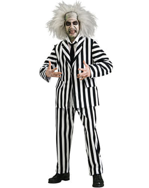 Grand Heritage Beetlejuice costume for a man