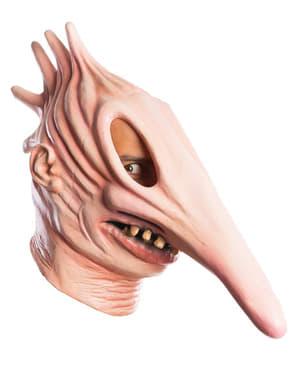 Adam Beetlejuice latex masker deluxe voor volwassenen