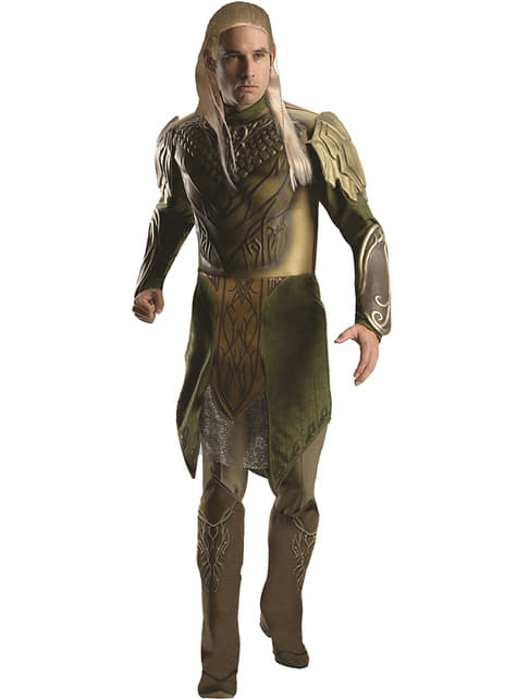 Deluxe Legolas The Hobbit The Desolation of Smaug costume for a man