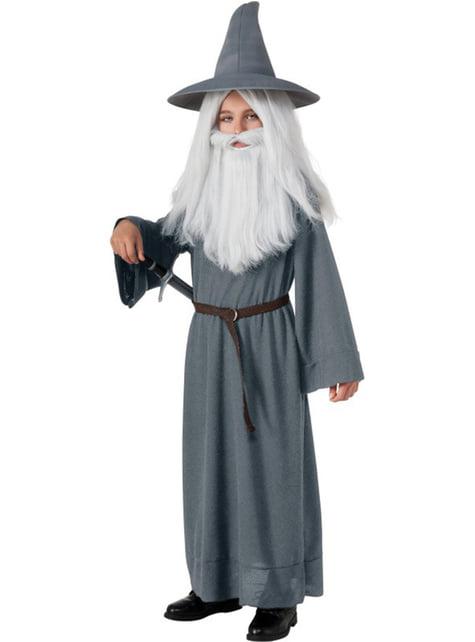 Gandalf The Hobbit Neočakávaný kostým cesty pre dieťa