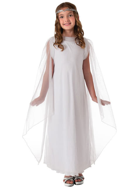 Galadriel The Hobbit An Unexpected Journey costume for a girl