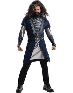 Fato de Thorin Escudo-de-Carvalho O Hobbit: Uma Viagem Inesperada deluxe para homem