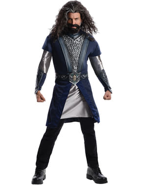 Thorin Oakenshield The Hobbit An Unexpected Journey deluxe costume for a man