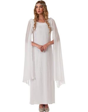 Disfraz de Galadriel El Hobbit Un Viaje Inesperado para mujer