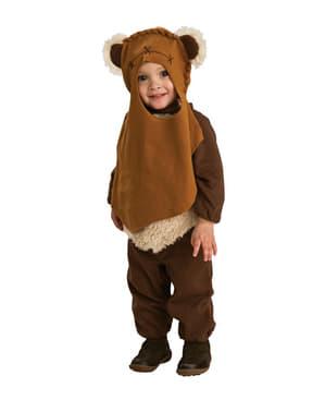 Costume da Ewok Star Wars da bebè