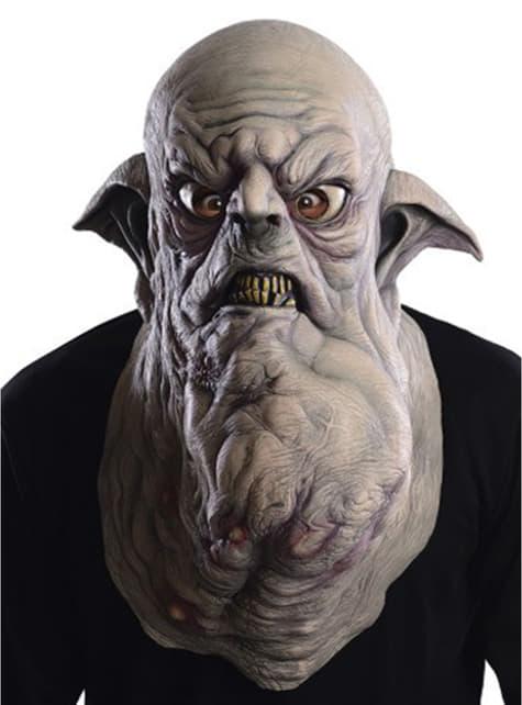 Máscara del Rey Goblin El Hobbit Un Viaje Inesperado de látex para adulto