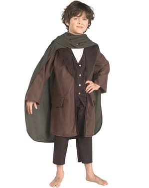 Déguisement Frodon Sacquet pour enfant - Le Seigneur des Anneaux