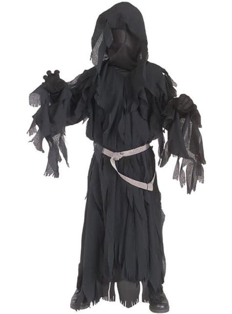 Disfraz de Nazgûl El Señor de los Anillos para niño