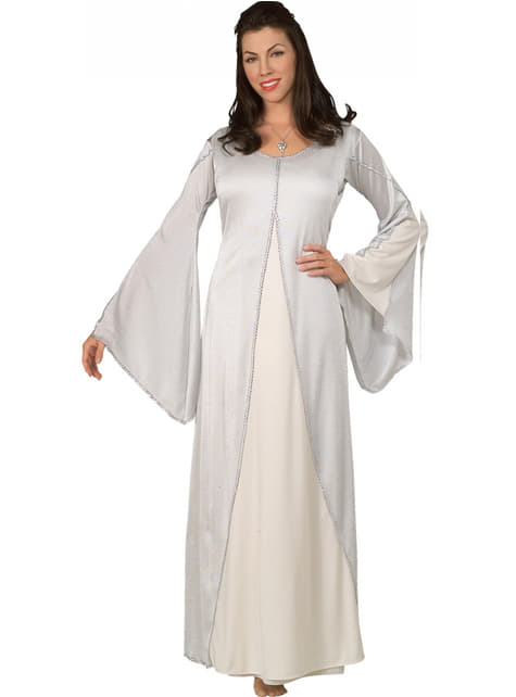 Arwen The Lord of the Rings costume for a woman